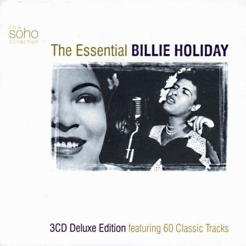 Billie Holiday<br>The Essential Billie Holiday<br>3CD, Comp + Boxset